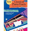 Alfred Easy Classical Piano Duets for Teacher and Student Book 1-thumbnail