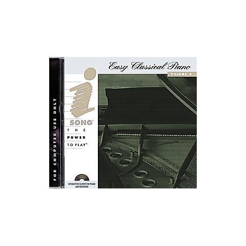 Isong Easy Classical Piano Volume 2 (CD-ROM)-thumbnail