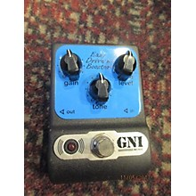 GNI PEDALS Easy Drive'n Booster Effect Pedal