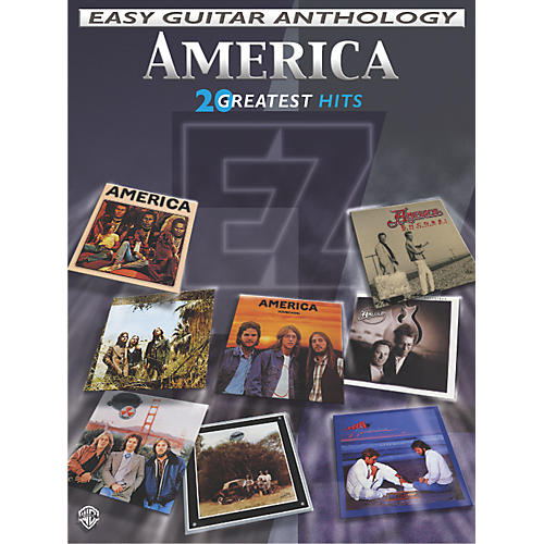 Alfred Easy Guitar Anthology: 20 Greatest Hits Easy Guitar Book-thumbnail