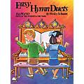 SCHAUM Easy Hymn Duets Educational Piano Series Softcover thumbnail