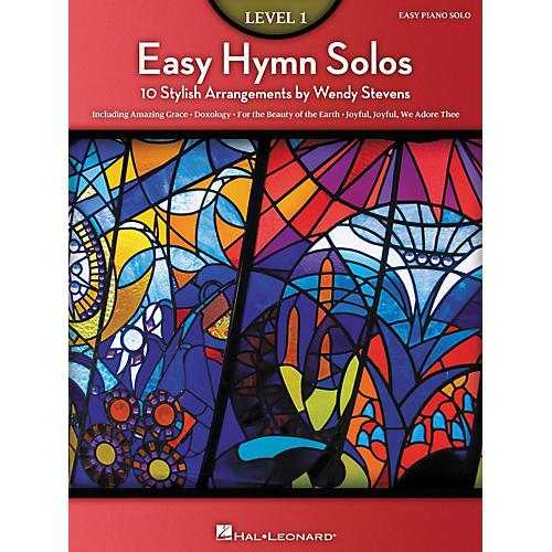 Hal Leonard Easy Hymn Solos - Level 1