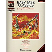 Hal Leonard Easy Jazz Classics - Easy Jazz Play-Along Vol. 3 Book/CD
