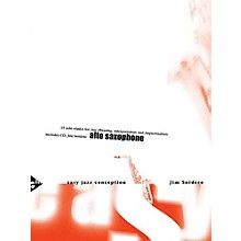 ADVANCE MUSIC Easy Jazz Conception: Alto Saxophone Book & CD (English/German Edition)