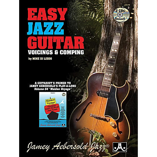Jamey Aebersold Easy Jazz Guitar
