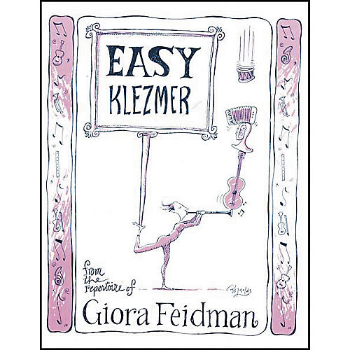 Tara Publications Easy Klezmer Book-thumbnail