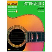 Hal Leonard Easy Pop Melodies - 2nd Edition Guitar Tab Songbook with CD
