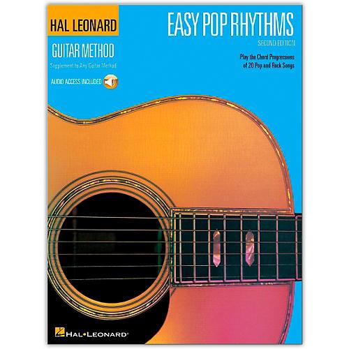 Hal Leonard Easy Pop Rhythms 2nd Edition (Book/Online Audio)-thumbnail