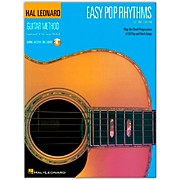 Hal Leonard Easy Pop Rhythms 2nd Edition Book with CD