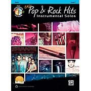 Alfred Easy Pop & Rock Instrumental Solos Violin Book & CD
