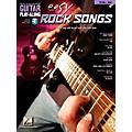 Hal Leonard Easy Rock Songs - Guitar Play-Along, Volume 82 (CD/Booklet)-thumbnail