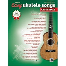 Alfred Easy Ukulele Songs: Christmas Easy Hits Ukulele Songbook