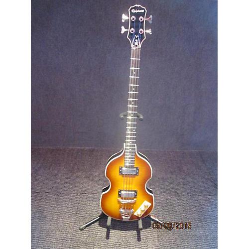 Epiphone Ebvivsch1 Vintage Sunburst Electric Bass Guitar