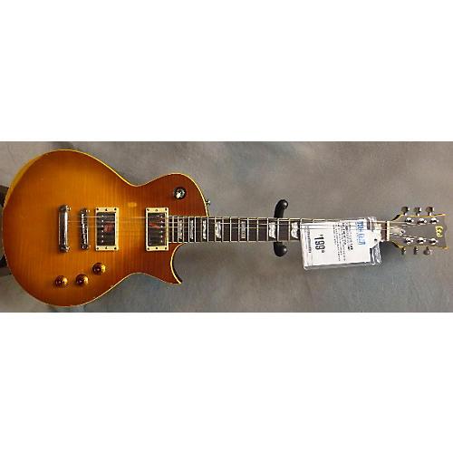 ESP Ec256 Aged Sunburst Solid Body Electric Guitar