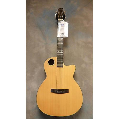 used boulder creek ecgc 2n acoustic electric guitar guitar center. Black Bedroom Furniture Sets. Home Design Ideas