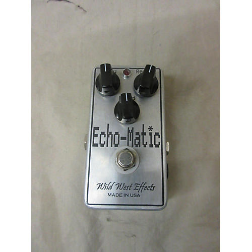Echo-matic Delay Effect Pedal-thumbnail
