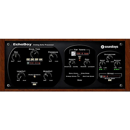 Soundtoys EchoBoy 5 Software Download