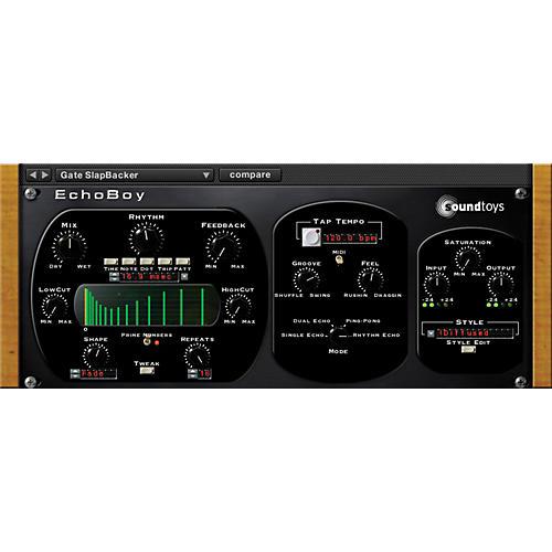 Soundtoys EchoBoy TDM V4