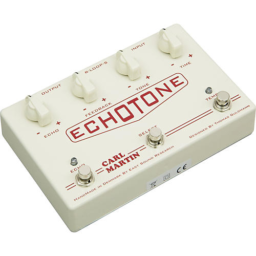 Carl Martin EchoTone Delay Guitar Effects Pedal-thumbnail