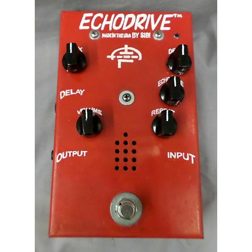 SIB Systems Echodrive Effect Pedal-thumbnail