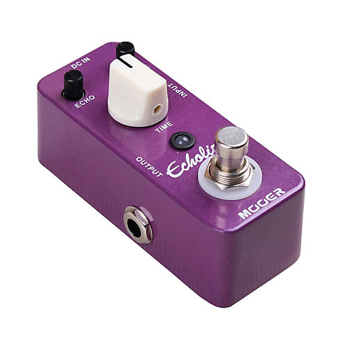 Mooer Echolizer Digital Delay Guitar Effects Pedal-thumbnail