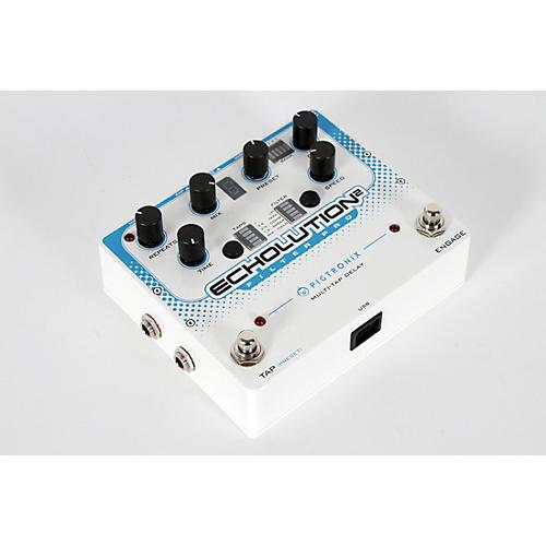Pigtronix Echolution 2 Filter Pro Delay Guitar Pedal-thumbnail