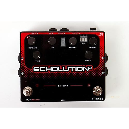 Pigtronix Echolution 2 Guitar Effects Pedal  888365141046