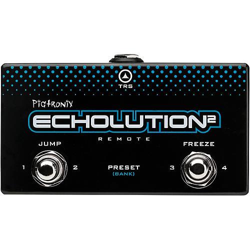 Pigtronix Echolution 2 Remote Guitar Effects Pedal-thumbnail