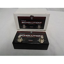 Pigtronix Echolution 2 Remote Pedal Board