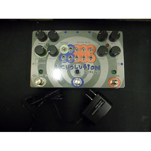 Pigtronix Echolution Analog Delay Effect Pedal