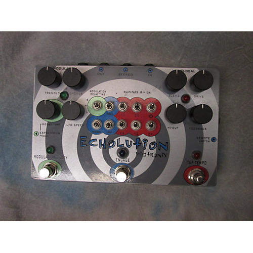 Pigtronix Echolution Analog Delay Effect Pedal-thumbnail