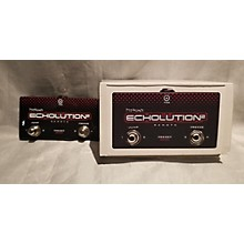 Pigtronix Echolution Delay Remote Footswitch Pedal