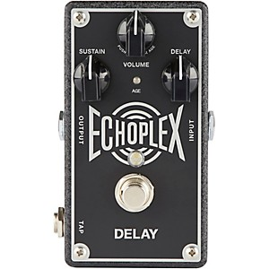 Dunlop Echoplex Delay Guitar Effects Pedal