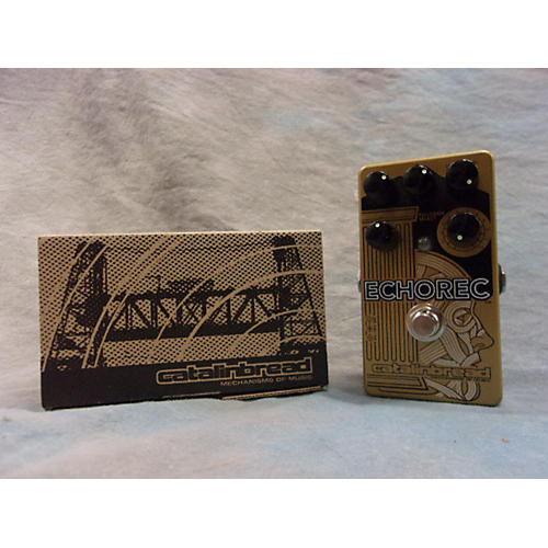 Catalinbread Echorec Multi-Tap Echo Effect Pedal