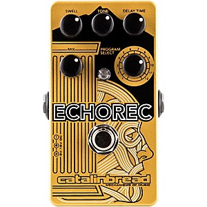 Catalinbread Echorec Multi-Tap Echo Guitar Effects Pedal by Catalinbread