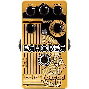 Catalinbread Echorec Multi-Tap Echo Guitar Effects Pedal