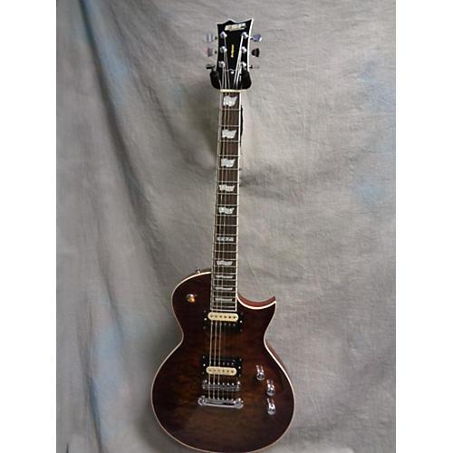 ESP Eclipse II Standard Sunburst Solid Body Electric Guitar