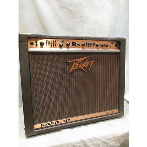 Peavey Ecoustic 112 No Reverb Acoustic Guitar Combo Amp-thumbnail