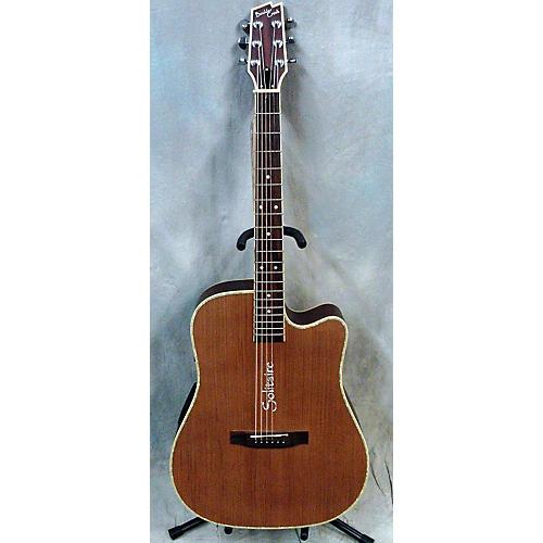 Boulder Creek Ecr4-ns Acoustic Electric Guitar-thumbnail