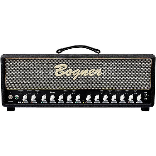 Bogner Ecstasy 101B 100W Tube Guitar Amp Head with EL34s-thumbnail