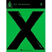 Hal Leonard Ed Sheeran - X for Guitar Tab