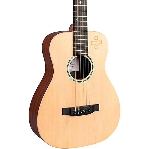 martin ed sheeran 3 divide signature edition little martin acoustic electric guitar natural. Black Bedroom Furniture Sets. Home Design Ideas