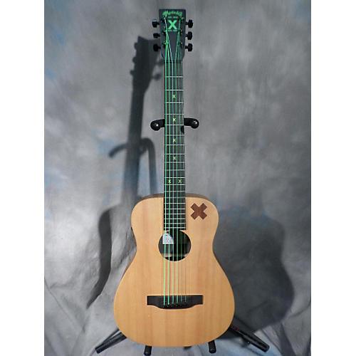 used martin ed sheeran x signature series acoustic electric guitar guitar center. Black Bedroom Furniture Sets. Home Design Ideas