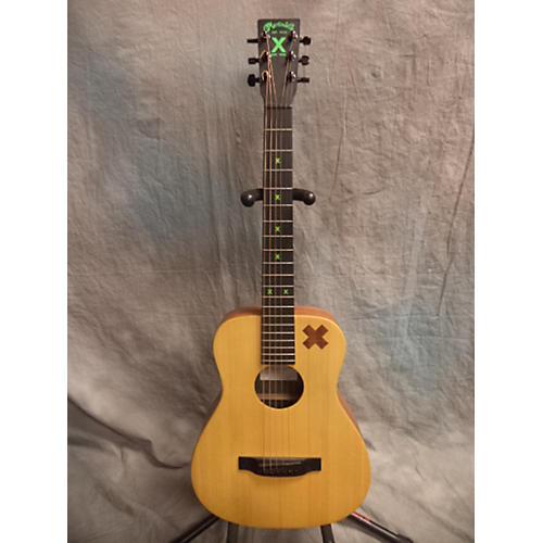 Martin Ed Sheeran X Signature Series Natural Acoustic Electric Guitar-thumbnail