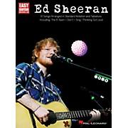 Hal Leonard Ed Sheeran for Easy Guitar (With Tab)