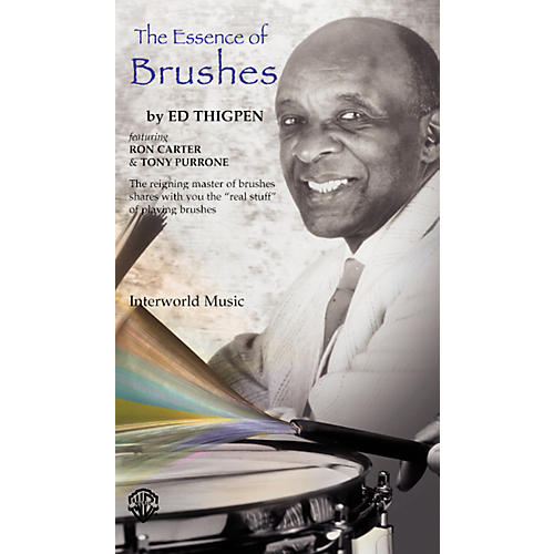 Alfred Ed Thigpen The Essence of Brushes Video