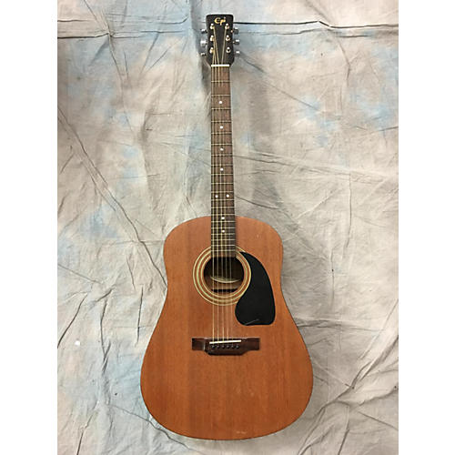 Epiphone Ed100 Acoustic Guitar-thumbnail