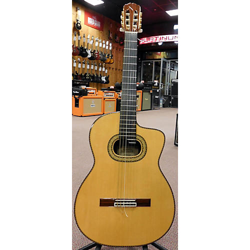 Takamine Ed90 Hirade Classical Acoustic Electric Guitar-thumbnail
