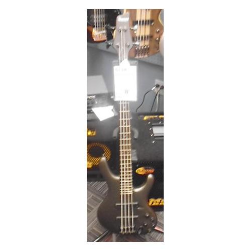 Ibanez Edb600 Ergodyne Pewter Electric Bass Guitar