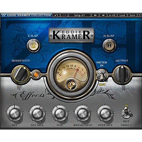Waves Eddie Kramer Effects Channel Native/SG Software Download-thumbnail